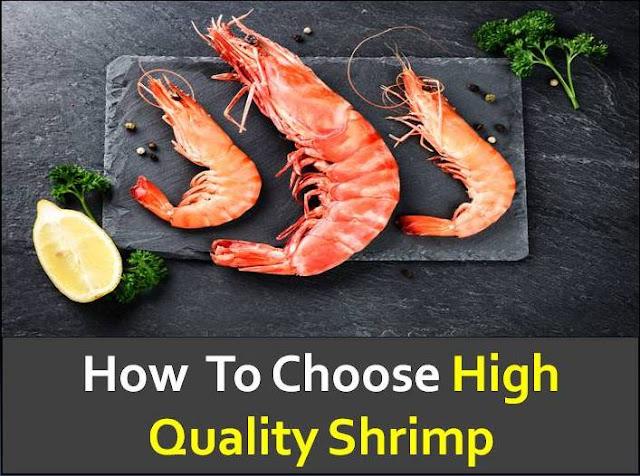 shrimps health benefits