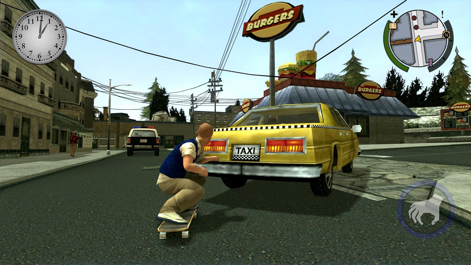 Download Game Android - Bully Anniversary Edition APK + DATA