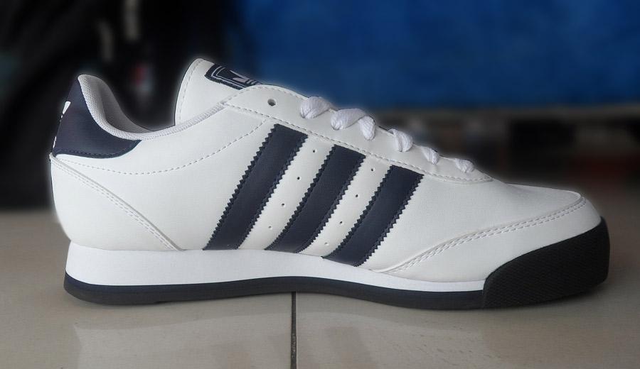 AGOTADO! Zapatilla Clasica Adidas ORION en Cuero Original (2012)