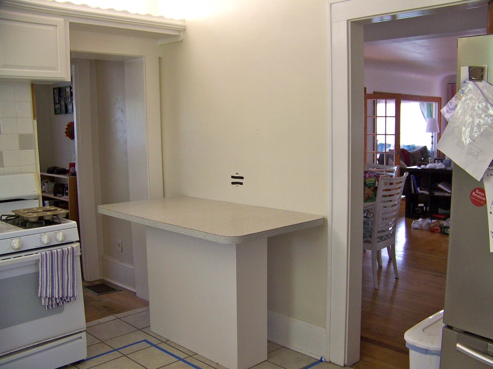 can you put an island in a small kitchen ck and nate header new kitchen layout 9959