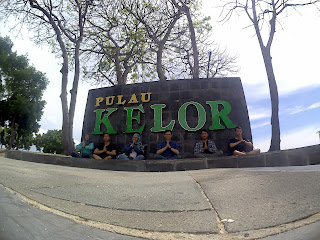 trip murah di Kepulauan Seribu - Pulau Kelor