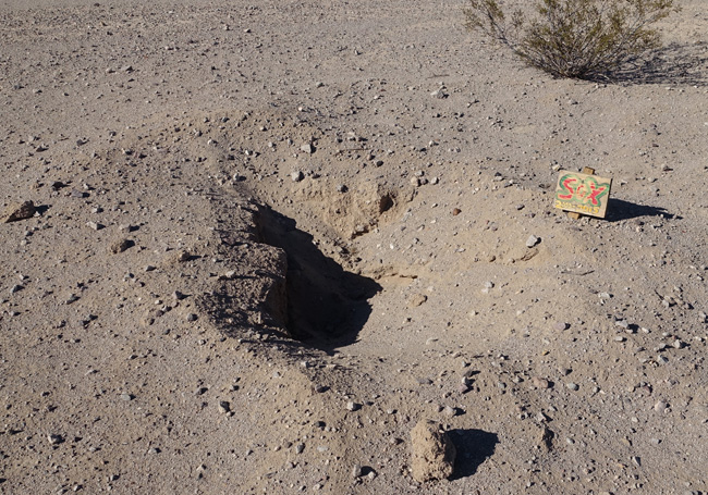 Boulder City Pet Cemetery in Southern Nevada