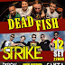 Resenha: Dead Fish e Strike no Aquarius Rock Bar!