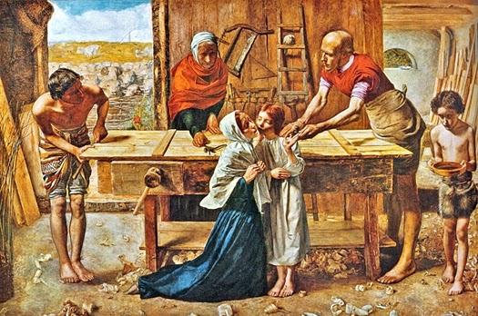 Resultado de imagem para OUTROS IRMÃOS BIOLOGICOS DE JESUS