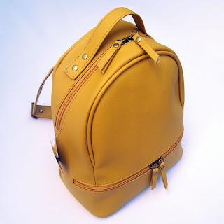Mini Mochila Zipper | Mod. 5060