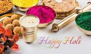 Happy Holi Greetings 2019