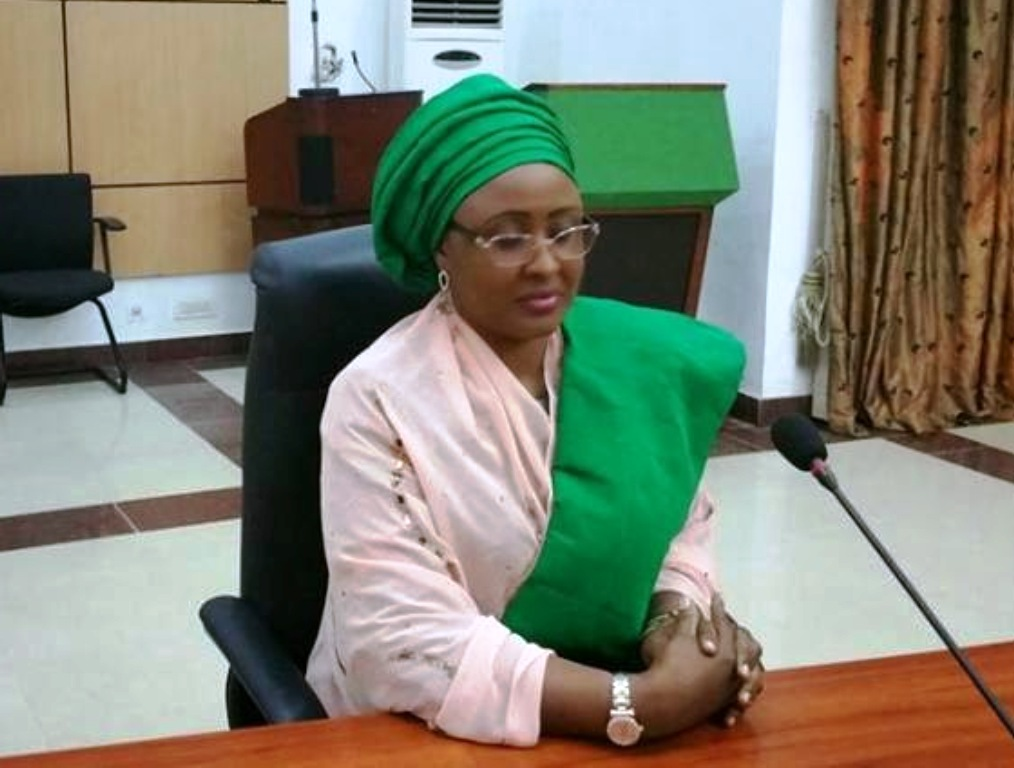 AISHA BUHARI DROPS ANOTHER BOMBSHELL – IF THINGS CONTINUE LIKE THIS I MAY NOT SUPPORT YOU (BUHARI) COME 2019 ELECTION (MORE DETAILS)