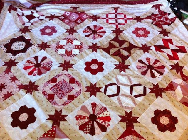 A Quilting We Will Go Updates Swaps And A Finish