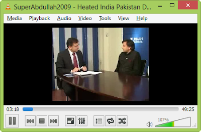 Play Youtube Video In VLC Media Player