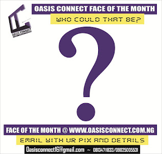 OASIS PERSONALITY OF THE MONTH
