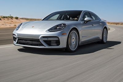 Porsche Panamera - Luxurious Car