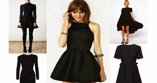 Πως να φορέσεις το μαύρο φόρεμα - Η ΔΙΑΔΡΟΜΗ ® 023ce3fbc64