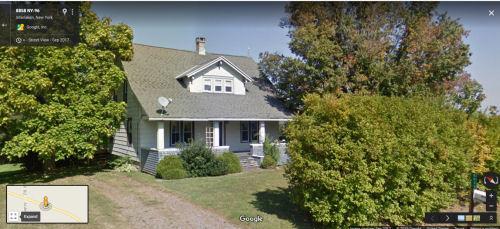 Craftsman bungalow house