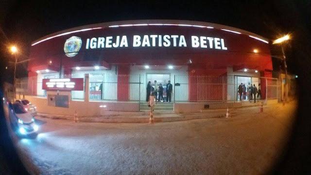 Igreja Batista Betel em Alagoinhas realiza Congresso Como no Tempo dos Apóstolos