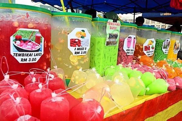 Rahsia Jana RM7K Sebulan Jual Jus Buah-Buahan Dengan Bisnes Air Balang