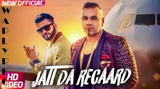 Jatt Da Recard Song Lyrics