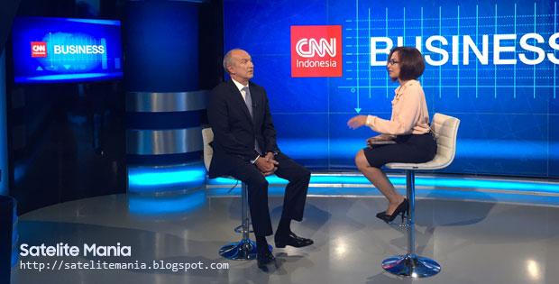 Frekuensi Channel CNN Indonesia Terbaru