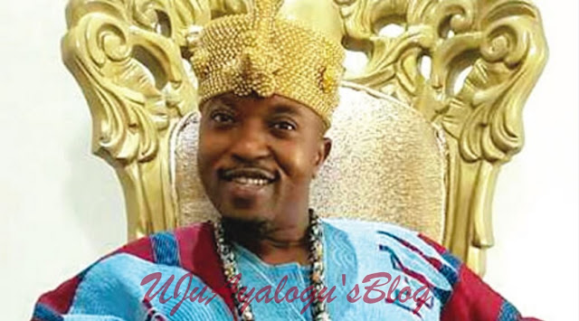 Oluwo of Iwoland, A Royal Noble Regalia of Treasurable Diction, By Barr. Usman Olayemi