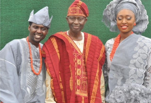 Madam Kofo Daughter' Wedding Pictures: Nollywood Actress Gives Daughter's Hand Out In Marriage