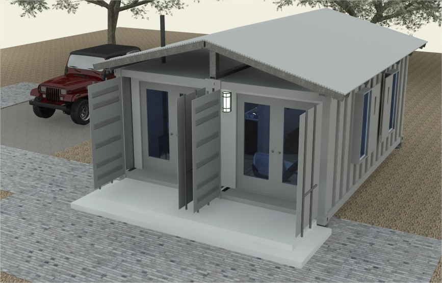 Top 30 Idea Container Home Floor Plan Design - Container Home