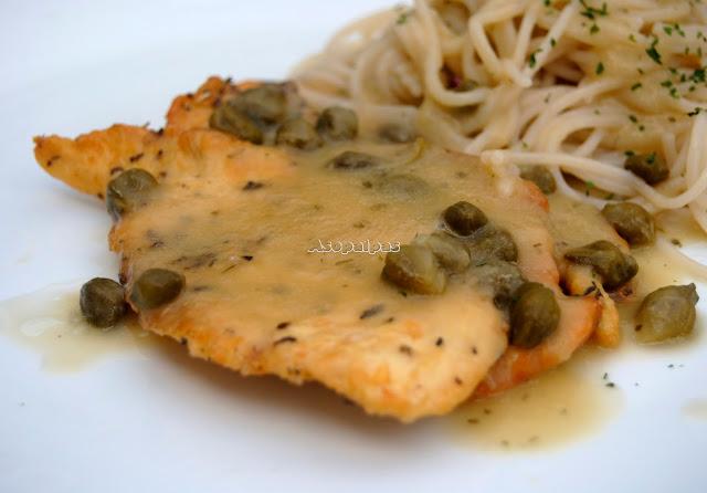 Pollo Piccata (Chicken Piccata)
