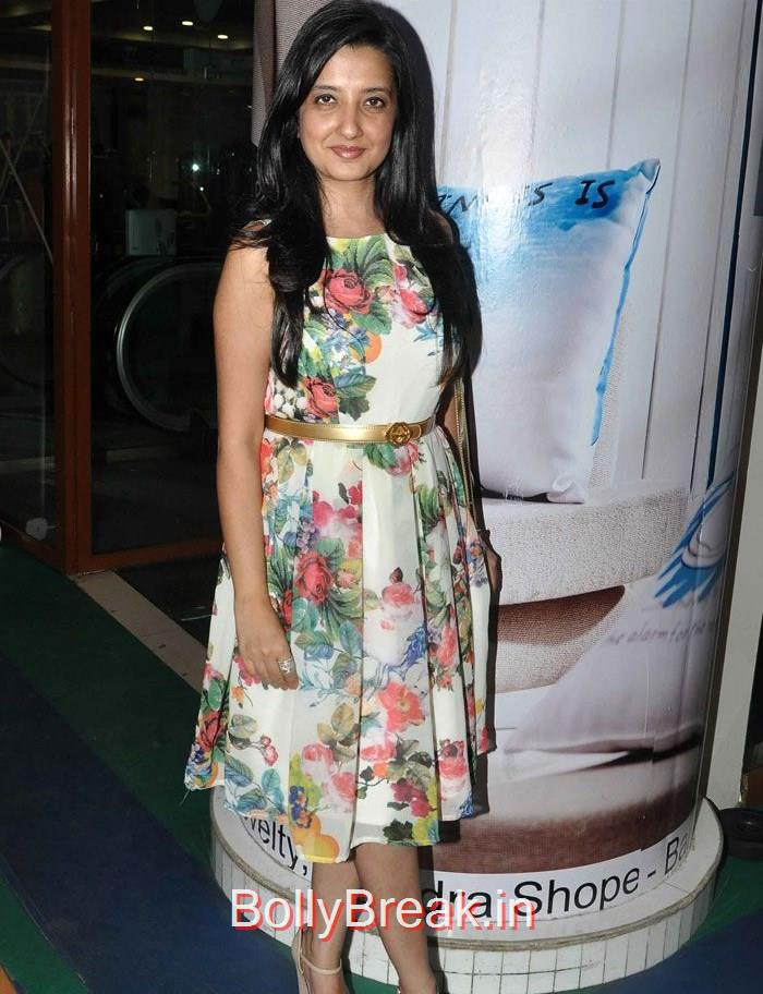 Amy Billimoria, Madhuri Dixit Hot Pics at Leena Mogre's 'Total Fitness' Book Launch