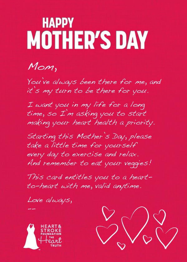 Mothers Day Cards Messages