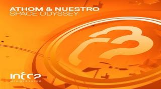 ATHOM & Nuestro - Space Odyssey @ Radio DJ ONE