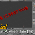 Tutorial Blender Membuat Animasi Jam Digital