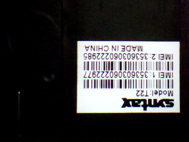 T22 SYNTAX CPU SPD 6530 Stock Firmware (Flash File) - GSM-Fourm 365