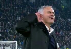 mourinho dipecat