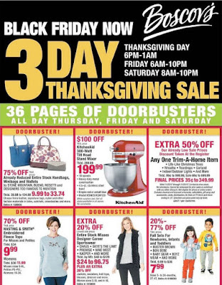 Boscov's Black Friday 2017 Ad