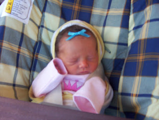 My daughter was born premature and weighed 5lb. 6oz.