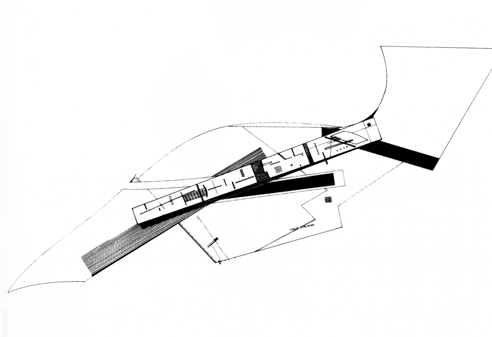 Hidden Architecture The Peak Leisure Club