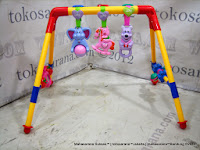 Baby PlayGym Junior L'abeille A2011 Fun Gym for Baby