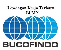 Lowongan Kerja BUMN PT Sucofindo Terbaru 2017