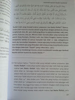 Buku Terjemah Syarah Kasyfu Asy Syubhat Gema Ilmu