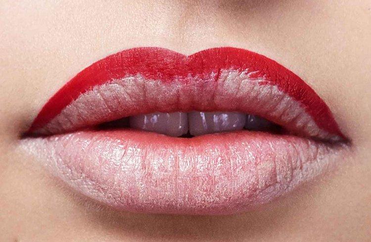 Image result for Utilization of Powder on lipstick