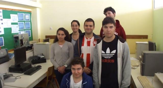 Smart αμαξίδιο κατασκεύασαν μαθητές του Ενιαίου Ειδικού Επαγγελματικού Γυμνασίου Λυκείου Αργολίδας (βίντεο)
