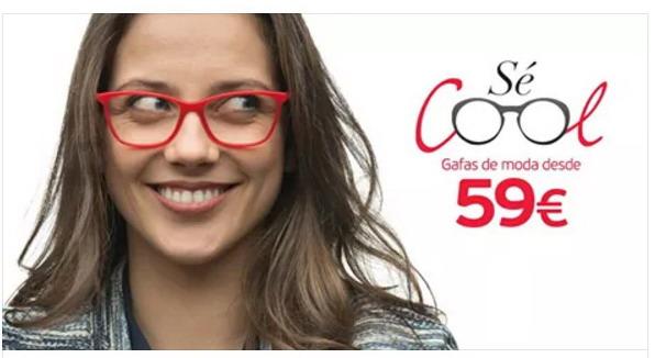 d3d1b569e8 me gusta ahorrar: Gafas de moda graduadas a 59€ en GENERAL OPTICA