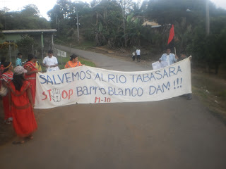 Stop the BARRO BLANCO DAM!!!!!
