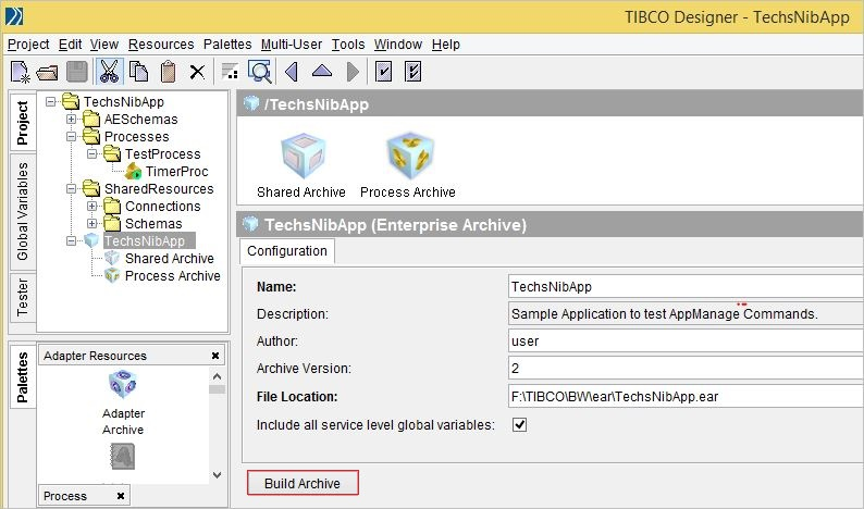 Tech's Nib: AppManage Commands - To deploy applications in