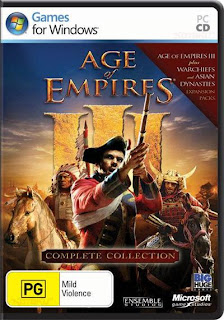 Age of Empires III Complete Collection Free Game Download Highly Compressed
