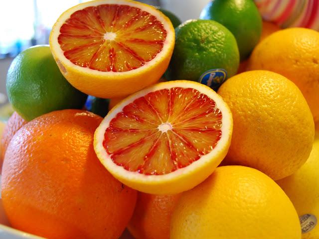 Vintertid - Frossa i citrus!