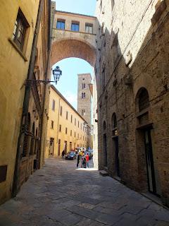 calles de Volterra