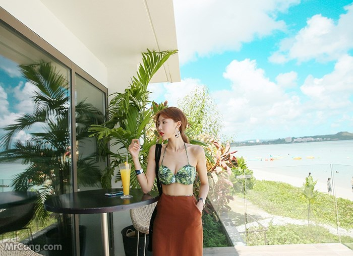 Image Kim-Hye-Ji-Hot-collection-06-2017-MrCong.com-013 in post Người đẹp Kim Hye Ji trong bộ ảnh thời trang biển tháng 6/2017 (92 ảnh)