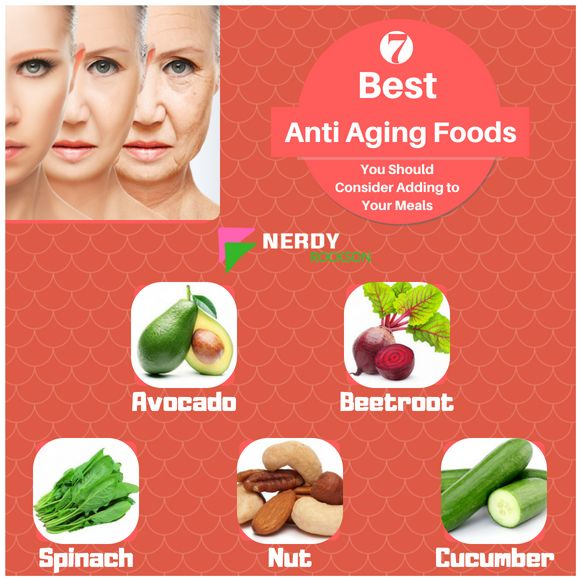 7 Best Anti-Ageing Foods You Should Consider Adding to Your Meals