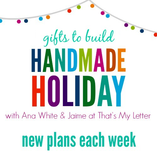 handbuilt holiday series: gifts to build