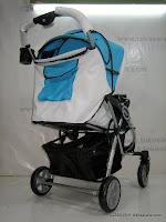 4 Pliko BS528 Alpina Baby Stroller
