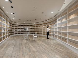 Cafetería de diseño. Nendo Arquitectura